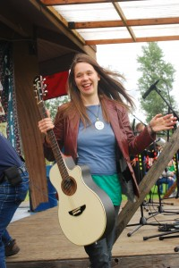 Teal at Fairbanks Folk Festival